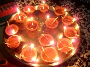Diyas for diwali